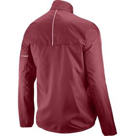 Salomon M's Agile Wind Jacket Biking Red
